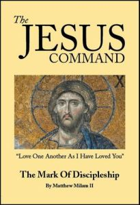 The Jesus Command - cover