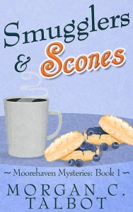 Smugglers and Scones cover reveal
