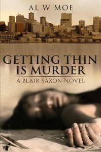 getting thin is murder - kindle cover